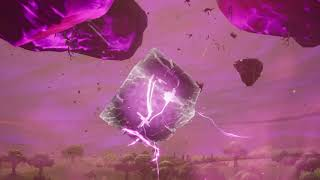 Take a closer look at the Cube Event Fortnite-304