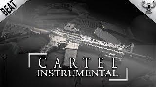 Aggressive Dark Epic Gangsta 808 TRAP Beat Instrumental - Cartel