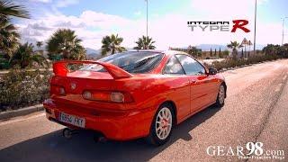 Integra Type R - Gear98