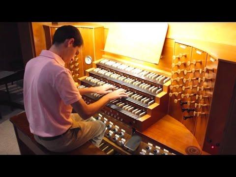 Organ Sonata No. 2 In C Minor, Op. 65 (Mendelssohn)