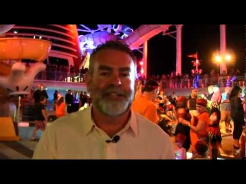 Pirate Night on the Disney Dream - Episode 191