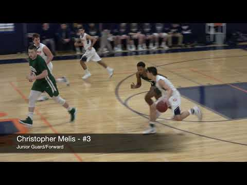 Christopher Melis - Horace Greeley High School - Junior Year Basketball Highlights