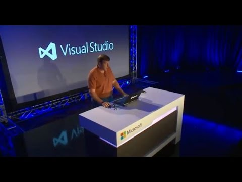 [MS] Visual Studio 2015 Final Release Event Keynote