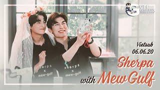 [VIETSUB Full] Sherpa x MewGulf   Cafe thơm hay em thơm??? (06/06/2020)
