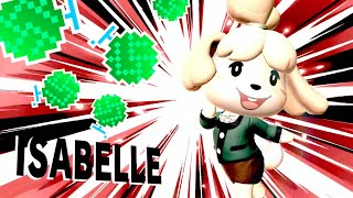 Isabelle Loves Green Fruit: Smash Ultimate Replays