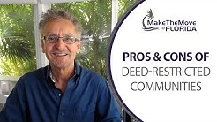 Gulf Coast Real Estate: Pros & cons of deed-restricted communities