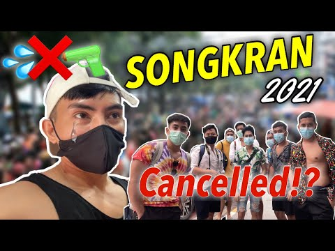 SONGKRAN 2021 CANCELLED!? KOH LARN, PATTAYA - NO WATER FIGHT FESTIVAL
