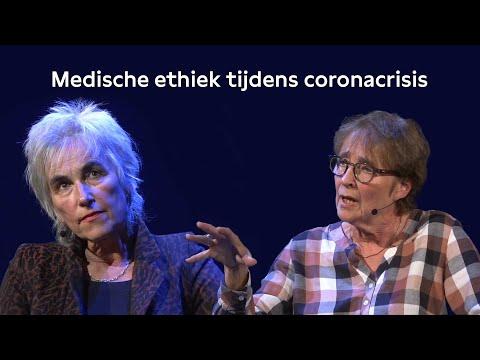 Marion Koopmans x Clairy Polak: medische ethiek tijdens coronacrisis