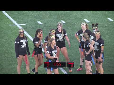 Powderpuff Football 2018