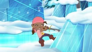 Jake i Piraci z Nibylandii - Miecz Królowej Izabeli. Oglądaj w Disney Junior!