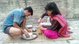 INDIAN VILLAGE EVENING COOKING | SPECIAL DINNER 2018