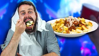 Drunk People Taste Test Drunk Food From Around The World