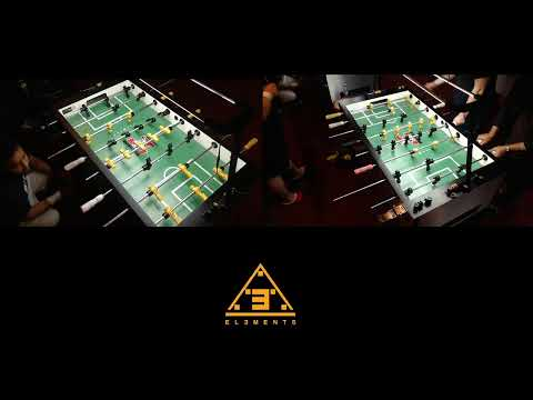 Weekly Foosball Tournament @ Elements Gaming Cafe 3/13/2020