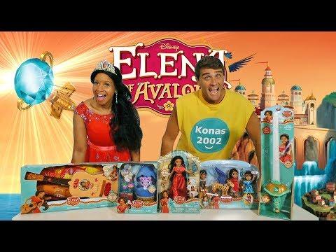 Elena of Avalor Toy Challenge !     Toy Review    Konas2002