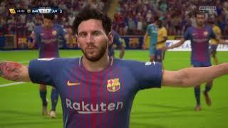 Fifa 18 Road To Division 1 Part 87 - Barcelona Vs Juventus - Fifa 18 Online Seas