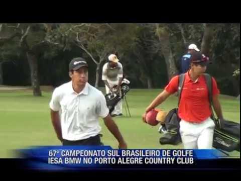 67° CAMPEONATO DE GOLFE IESA BMW NO PORTO ALEGRE COUNTRY CLUB   2° DIA