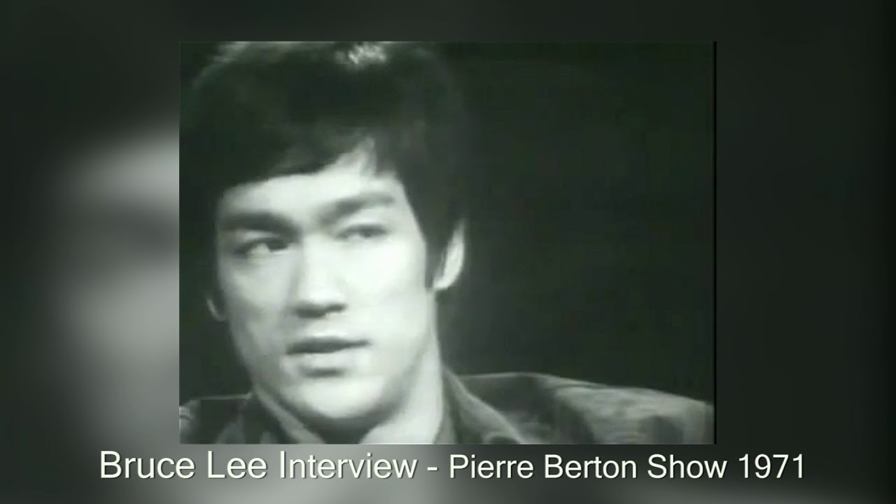 Bruce Lee Interview (1971)