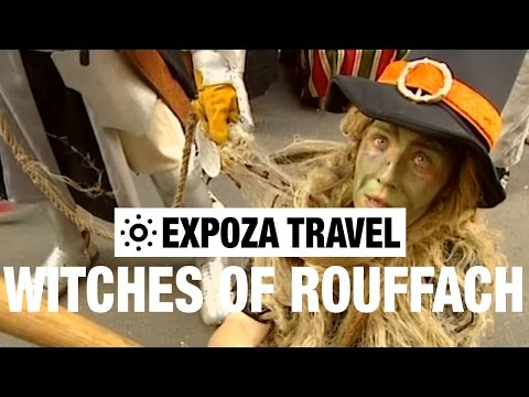 The Witches of Rouffach (France) Vacation Travel Video Guide