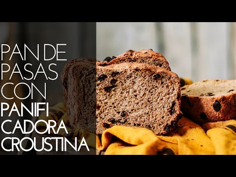 PAN CON PANIFICADORA CROUSTINA SIN ESFUERZO | Delicious Martha