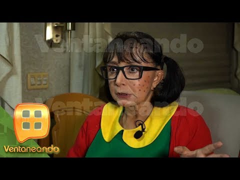 ¡La Chilindrina volvió a los escenarios tras la muerte de su esposo! | Ventaneando