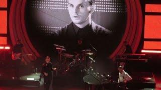 HURTS Rolling Stone SWR New Pop Festival 2015 Mit Spiel
