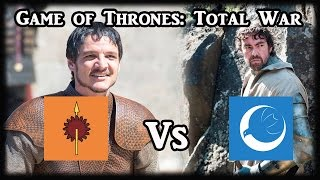 Game of Thrones Total War - House Martell v House Arryn!