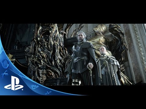 Final Fantasy Xv Kingsglaive Trailer Ps4 Youtube