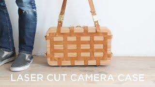 Laser Cut Camera Case |A Digital Fabrication Project