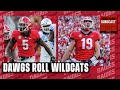 Dawgs roll cats georgia remains undefeated heading into the bye week  junkyard dawgcast
