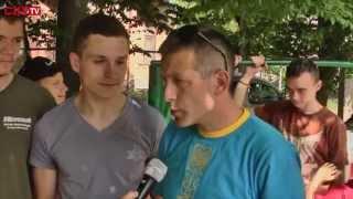 Чернівецькі глухонімі діти показали себе у спортивному орієнтуванні