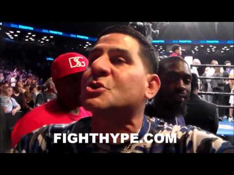 """ANGEL GARCIA RIPS KEITH THURMAN; SAYS DANNY GARCIA WOULD RETIRE HIM: """"HE'D GET BEAT THE FUCK UP"""""""
