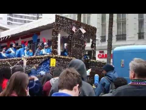 Mardi Gras 2015-New Orleans