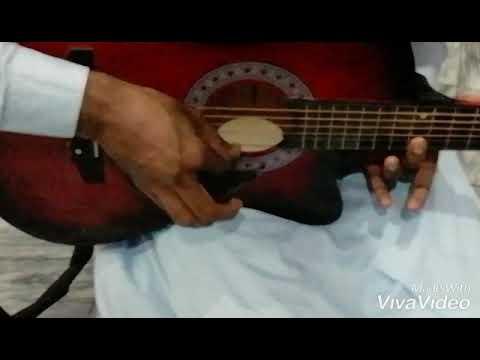 Kya baat ay   Guitar