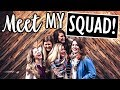 Meet My Squad | Teacher Evolution Ep 17