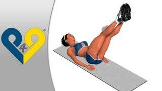 САМОЕ эффективное упражнение для пресса - Floor Wiper thumbnail