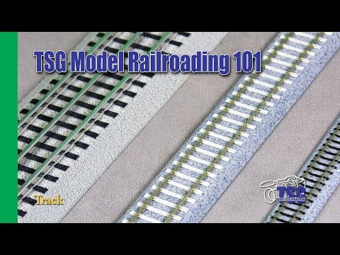 Model Railroading 101 All About Track For Beginners