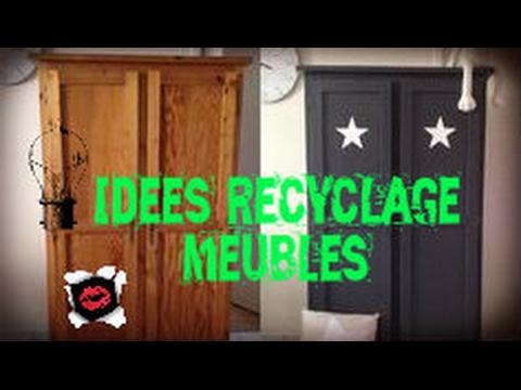 63 Idées De Recyclage De Meubles Avant Et Après  Trucs Et