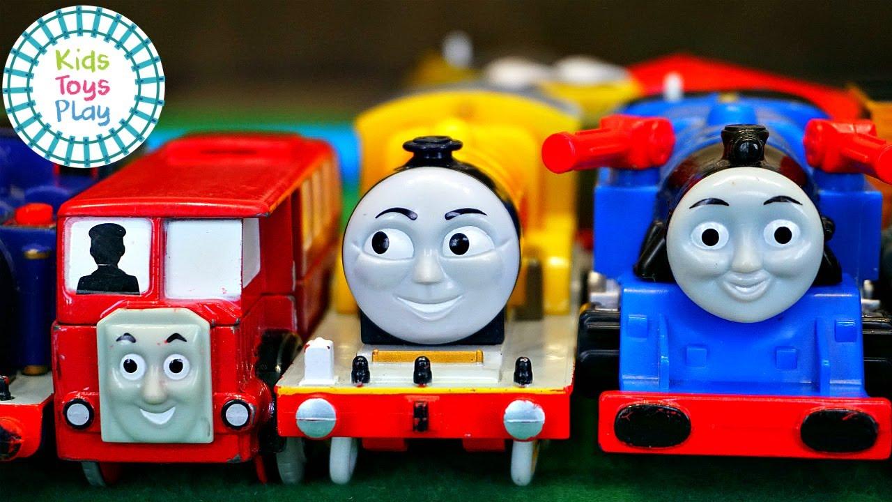 Thomas the Train Totally Thomas Town Haul Unboxing