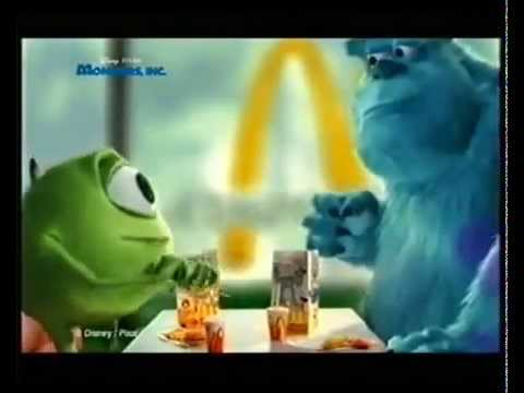 Thumbnail: McDonald's UK Happy Meal Advert - Monsters Inc.