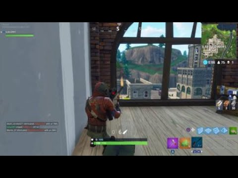 Fortnite this is why you shouldnt celebrate too early