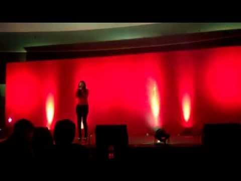 Beyonce - Listen by Natalie chan the voice of HongKong  competition 2014
