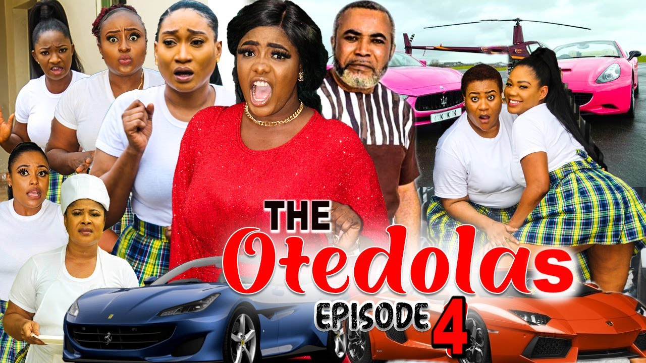 Download THE OTEDOLAS SEASON 4 (NEW HIT MOVIE) Trending 2021 Recommended Nigerian Nollywood Movie