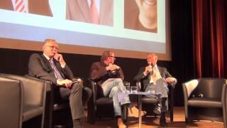 Männer Gesundheitstag 2013 - Talkrunde - Bosbach/Bartsch