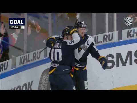 Loktionov Beats Minsk In OT