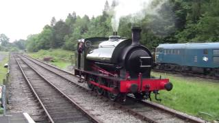 Embsay and Bolton Abbey Steam Railway - Bolton Abbey Station