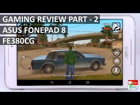 Asus Fonepad 8 Video clips