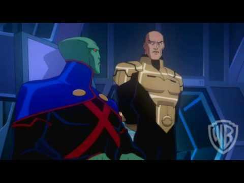 "Teaser 2 de ""Justice League : Crisis on Two Earths"" - TeensChannelBR"