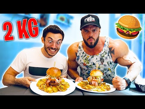 2-kg-di-hamburger-danny-vs-murry-|-finito-strano