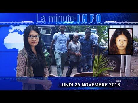 LaMinuteInfo: une jeune femme meurt étranglée