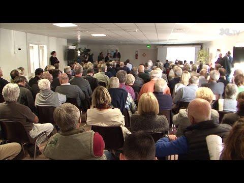 Projet de Tosse : réunion publique du 2 mai à Saint-Vincent-de-Tyrosse